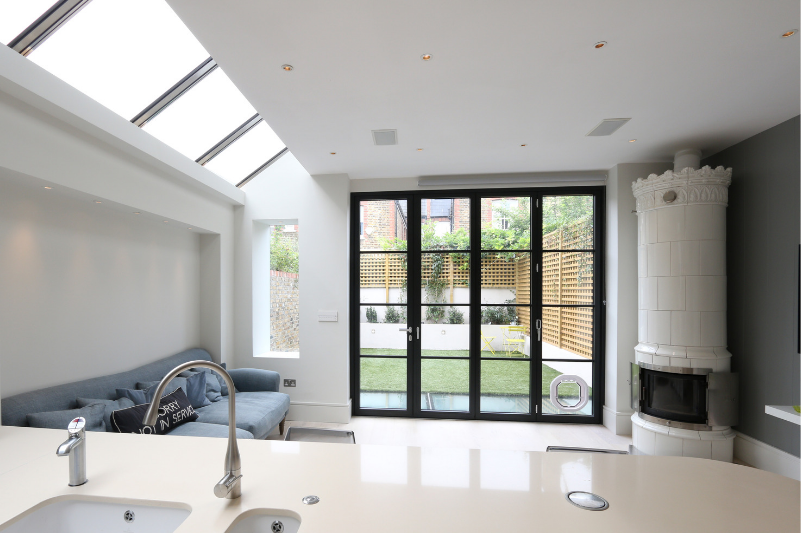 quarrendon steel look bifolds