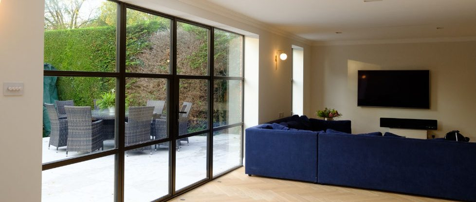 What is the advantage of a security interlayer in glazing?