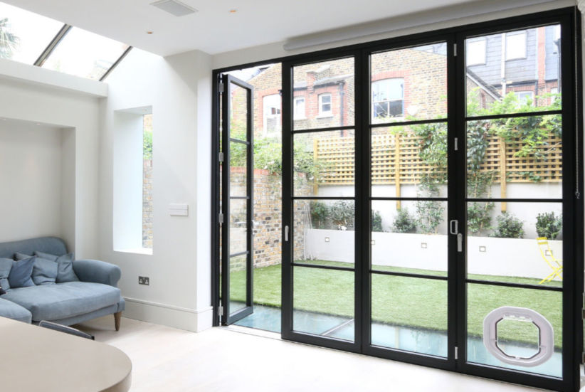 What to consider when specifying bifolding doors