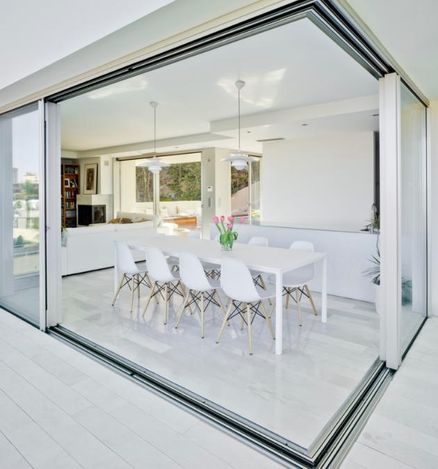 Sieger slim aluminium sliding patio doors magazine feature