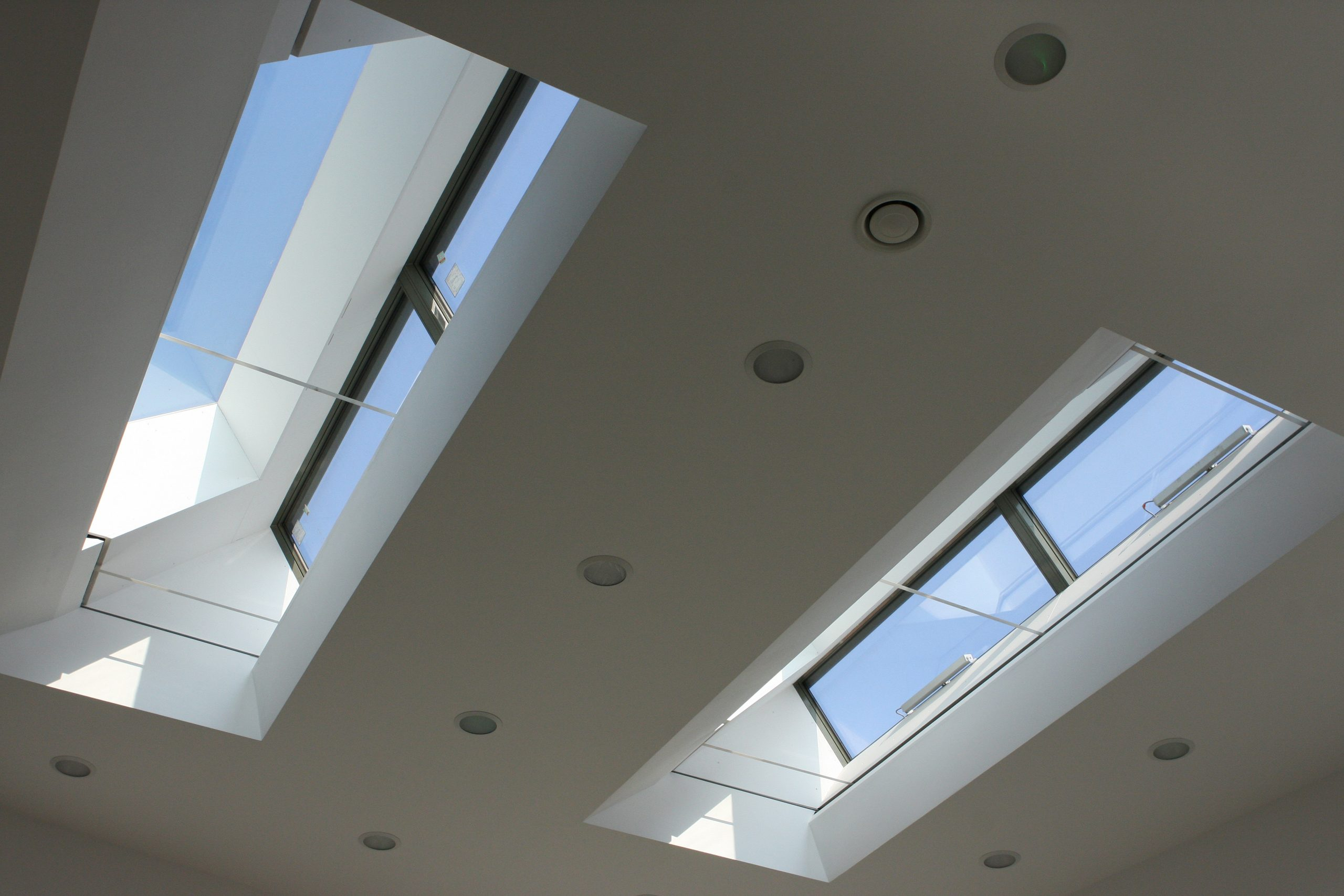 Double rooflight