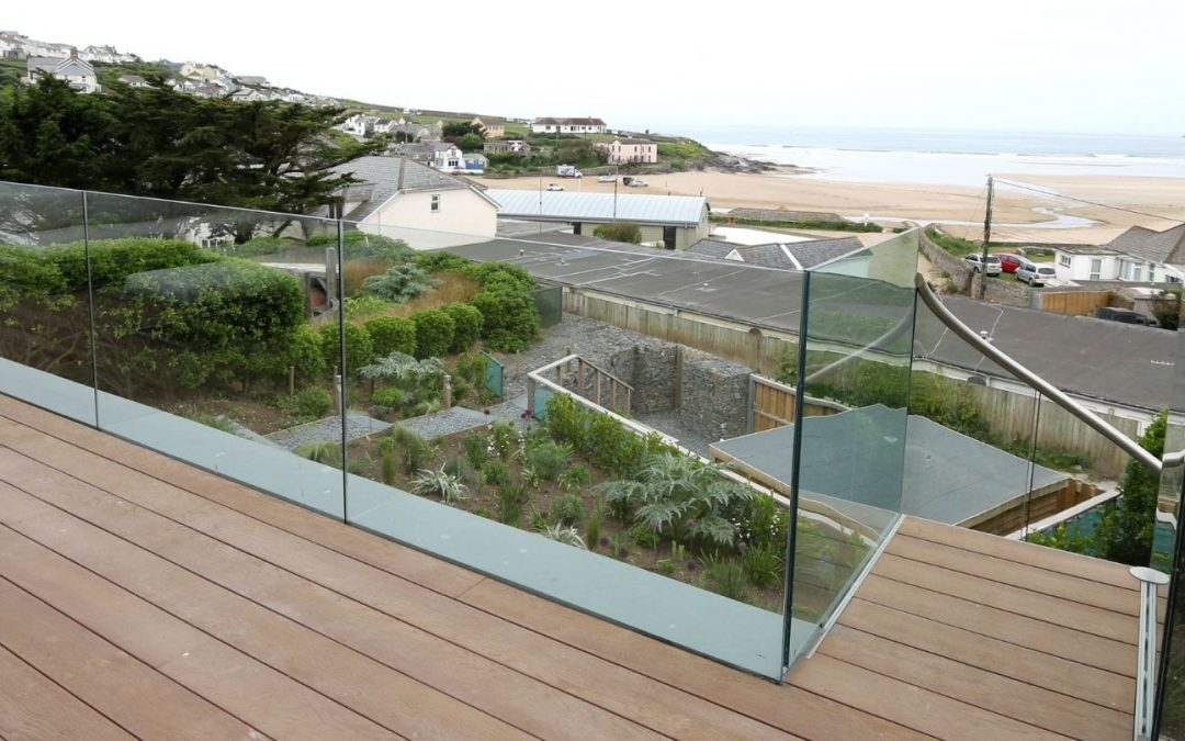 Why Choose Sieger's Glass Balustrade System?