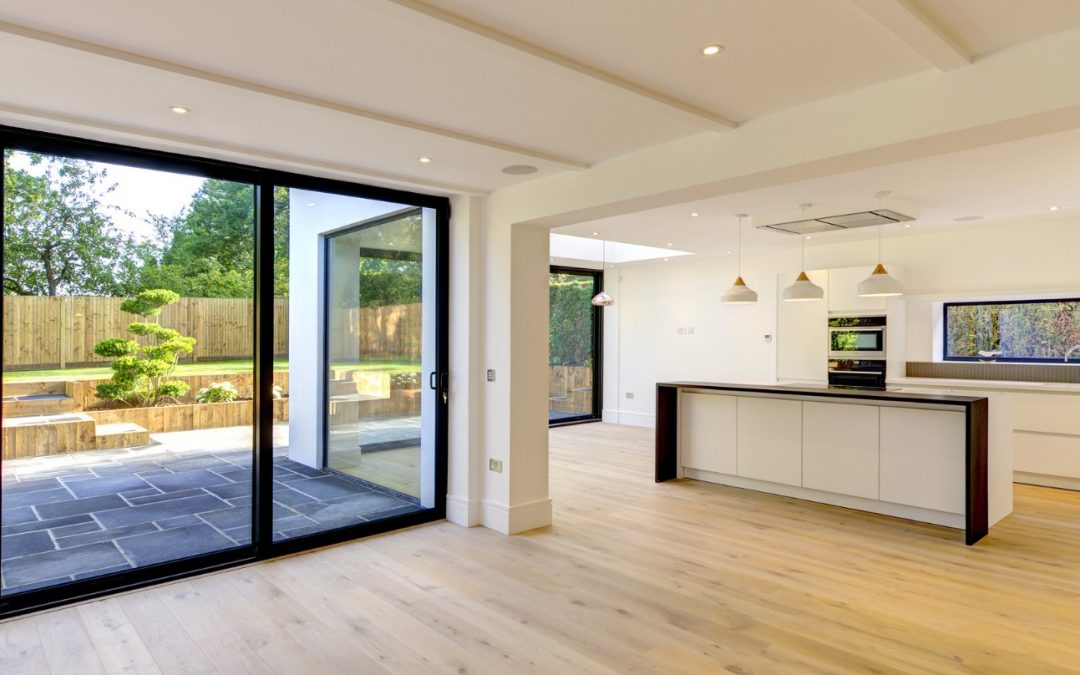 Advantages of oversized sliding glass doors