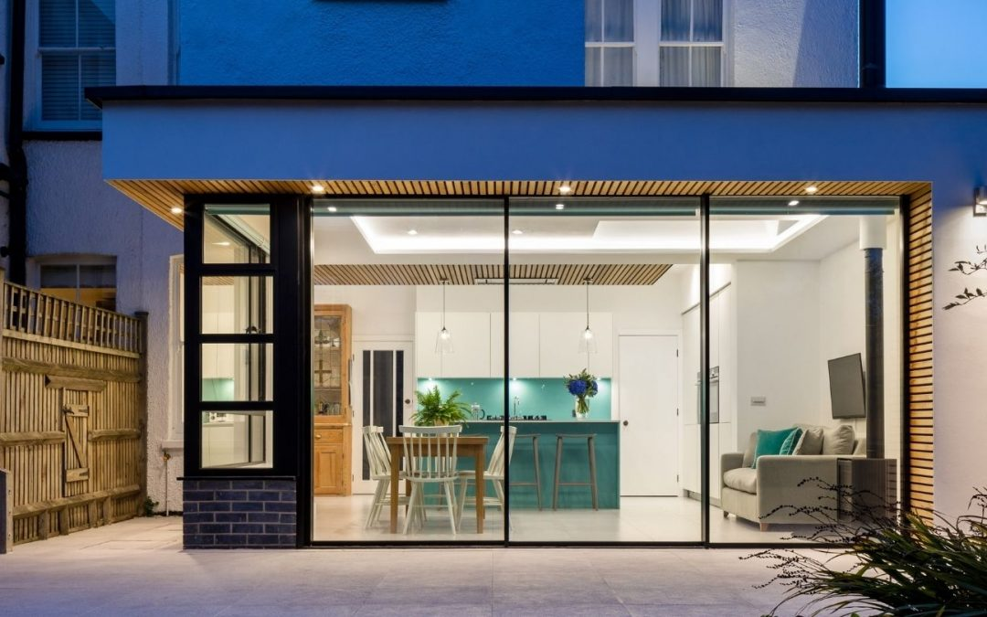 Cost Effective Solutions for Slim Framed Glazing