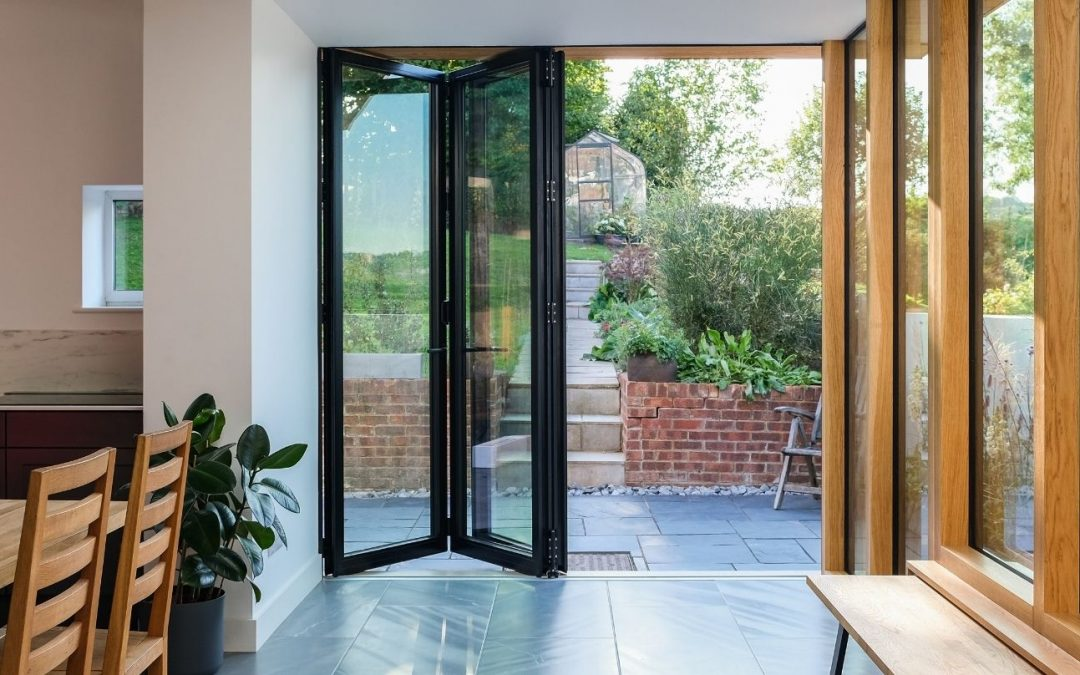 Using Glazing to Incorporate Biophilic Design Into Your Home