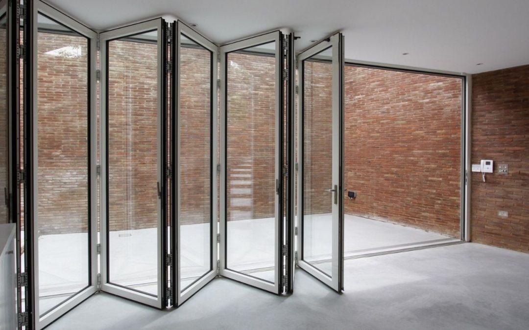 Bifold Doors With Flush Thresholds