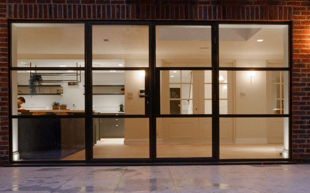 True vs Applied Glazing Bars for Aluminium Glazing