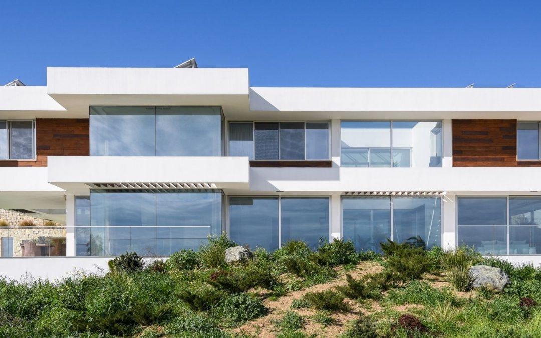 Modern Holiday Villa Designs