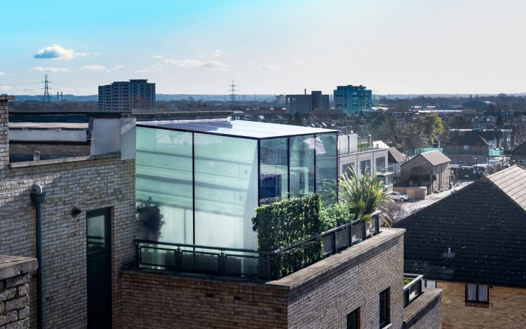 Incorporating a Small Glass Extension into Your Home